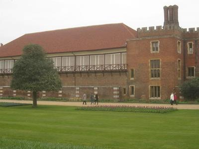 Hampton Court Real Tennis Court