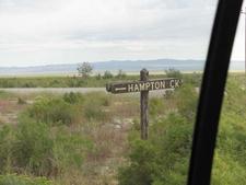 Hampton Creek And Gandy