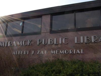 Hamtramck Library Hamtramck M I