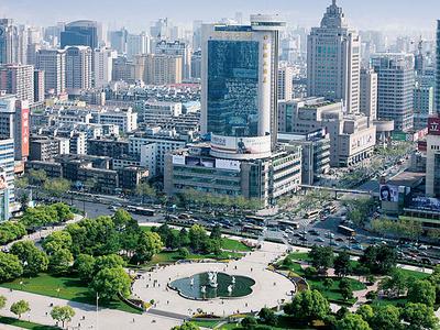 Hangzhou Wulin Square