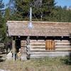 Harebell Patrol Cabin - Yellowstone - USA