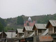 Hari Parbat View