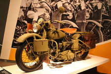 Harley Davidson At Orlando Museum Of Art