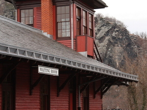 Harpers Ferry Train Station