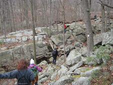 Harriman Ridge Trail