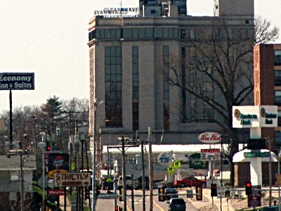 Harrisburg  Illinois  Skyline