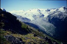 Harrison Glacier Montana USA