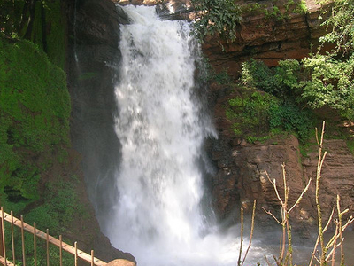 Harvalem Waterfall Goa