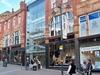 Harvey Nichols On Briggate In Leeds