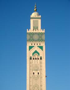 West Side Of Minaret