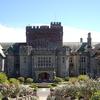 Hatley Castle Front Entrance