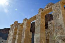 Hatsepsut Temple Columns