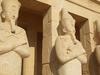 Hatsepsut Temple Detail - Luxor
