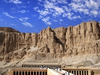 Templo de Hatshepsut necrotério