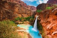 Havasu Falls AZ Grand Canyon NP