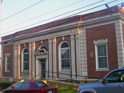 Haverstraw Post Office