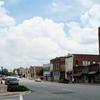 Hawkinsville Downtown