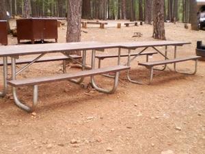 Hayward Flat Campground