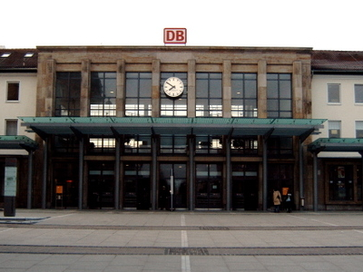 Hbf  Kaiserslautern