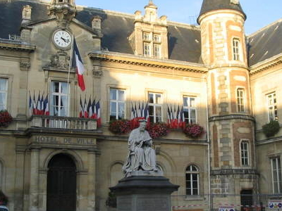Town Hall Melun