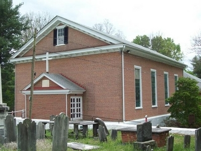 Head Of Christiana United Presbyterian Church
