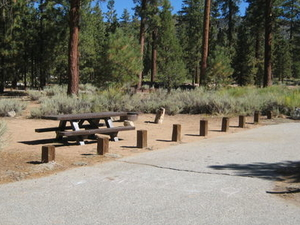 San Bernardino Heart Bar Campground