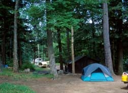 Hearthstone Point Campground