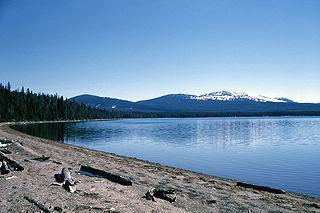 Heart Lake - Yellowstone - Wyoming - USA