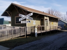 Train Depot 0 0 2