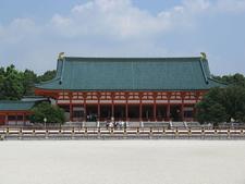 Heian Shrine Main Hall (Daigokuden)