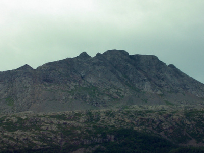 Heilhornet Mountain In Bindal