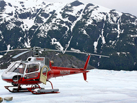 Juneau Helicopter Tour and Guided Icefield Walk