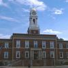 Hempstead Town Hall On Front Street In Hempstead Village