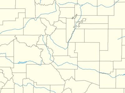 Henderson Colorado Is Located In Colorado
