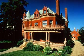 Heritage  Hill  Voight  House  Victorian  Museum Grand Rapics