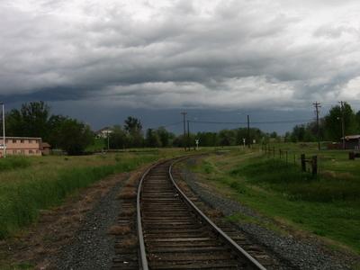 Hermiston Traintracks