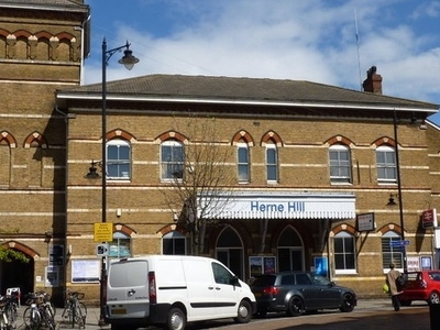 Herne Hill Railway Station