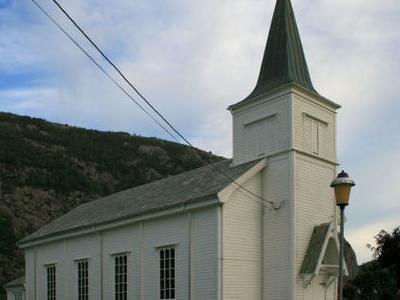 Heskestad Kirke