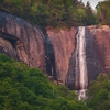 Hickory Nut Falls - Chimney Rock State Park NC