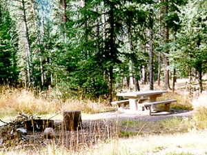Hick's Park Campground