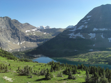 Hidden Lake Trail - Glacier - Montana - USA
