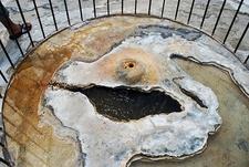 Hierve El Agua Cage Spring