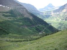 Highline And Granite Park Chalet Trail - Glacier - USA
