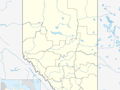 High Prairie Is Located In Alberta