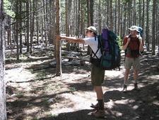 High Uintas UT Hikers