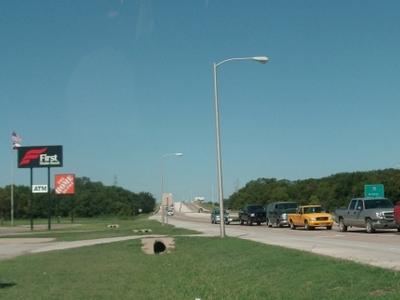 Highway 82 Lawrence Street