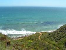 Hike La Piedra State Beach
