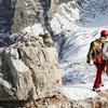 Hiking Ferrata La Torre Di Toblin - Dolomites Italy