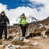 Hiking In Nepal Himalayas