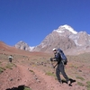 Hiking Mount Aconcagua